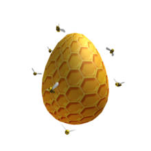 Beehive Egg of Infinite Stings