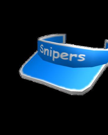 Roblox Sniper Hat