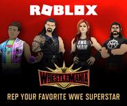 WWE Ad 1