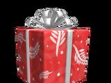 Opened Festive Gift of Winter Wisdom