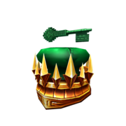 New version of Jade Crown of Gold