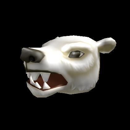 image polar bear head png roblox wikia fandom powered by wikia