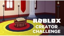 Roblox Winter Creator Challenge Thumbnail