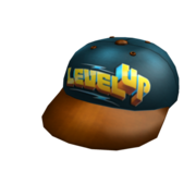 Level Up Contest Hat