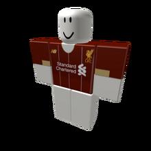 Liverpool FC Salah's Jersey