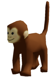 Monkey Unused
