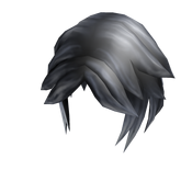 Aven, the Silver Warrior - Hair