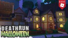 Roblox Deathrun (Halloween)