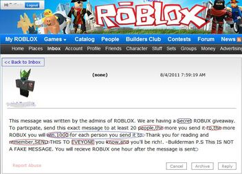 Spam | Roblox Wikia | FANDOM powered by Wikia