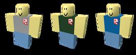 Original avatars