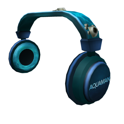 Aquaman Headphones Roblox Wikia Fandom