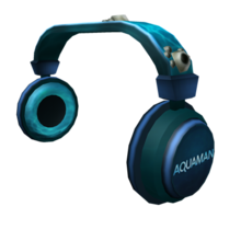 Aquaman Headphones