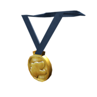 Pete's Dragon Gold Medal