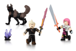 Swordburst Online 2 Toy Playset