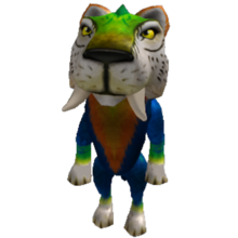 The Macawnivore