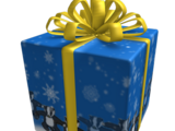 Opened Badger Badger Badger Gift