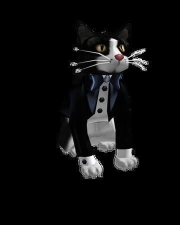 Tuxedo Cat Roblox Wikia Fandom