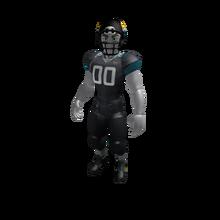 Jacksonville Jaguars Uniform