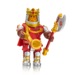 Richard, Redcliff King Toy