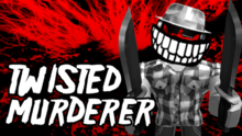 Twisted Murderer New Logo