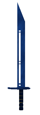 Jahrfyre Sword Blue