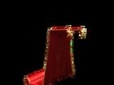 Red Carpet Cape
