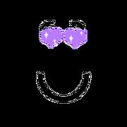 Lavender Amazeface