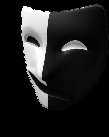 White Haunted Rabbit Mask Roblox Id