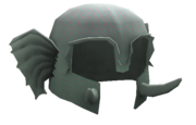 Dragon Helmet Unused