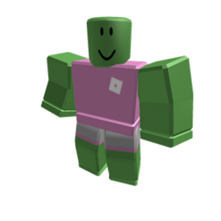 Green Colorbot