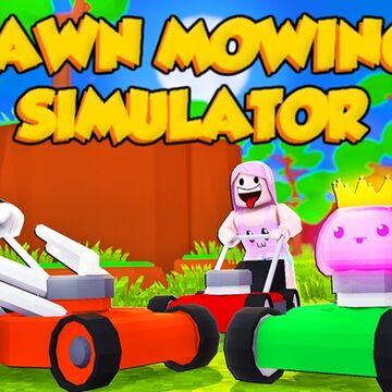 Lawn Mowing Simulator Roblox Wikia Fandom