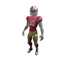 San Francisco 49ers Uniform