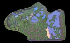 Virhst Woodlands Map