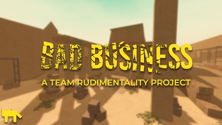 Bad Business Roblox Wikia Fandom - roblox games in first person