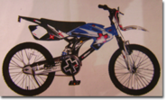 ROBLOX Zeke and Luther Grand Prize Bike