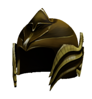 Gold Water Helm