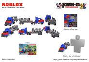 KRE-O Transformers - Dino Hauler