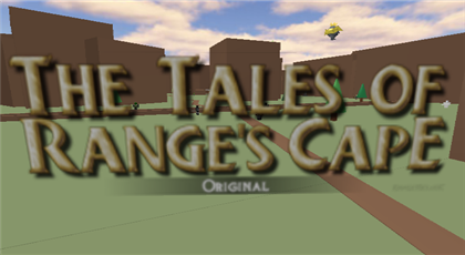 The Tales Of Ranges Cape Rpg Roblox Wikia Fandom