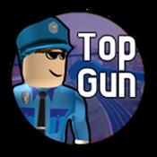 Top Gun Badge