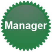Manager Badge