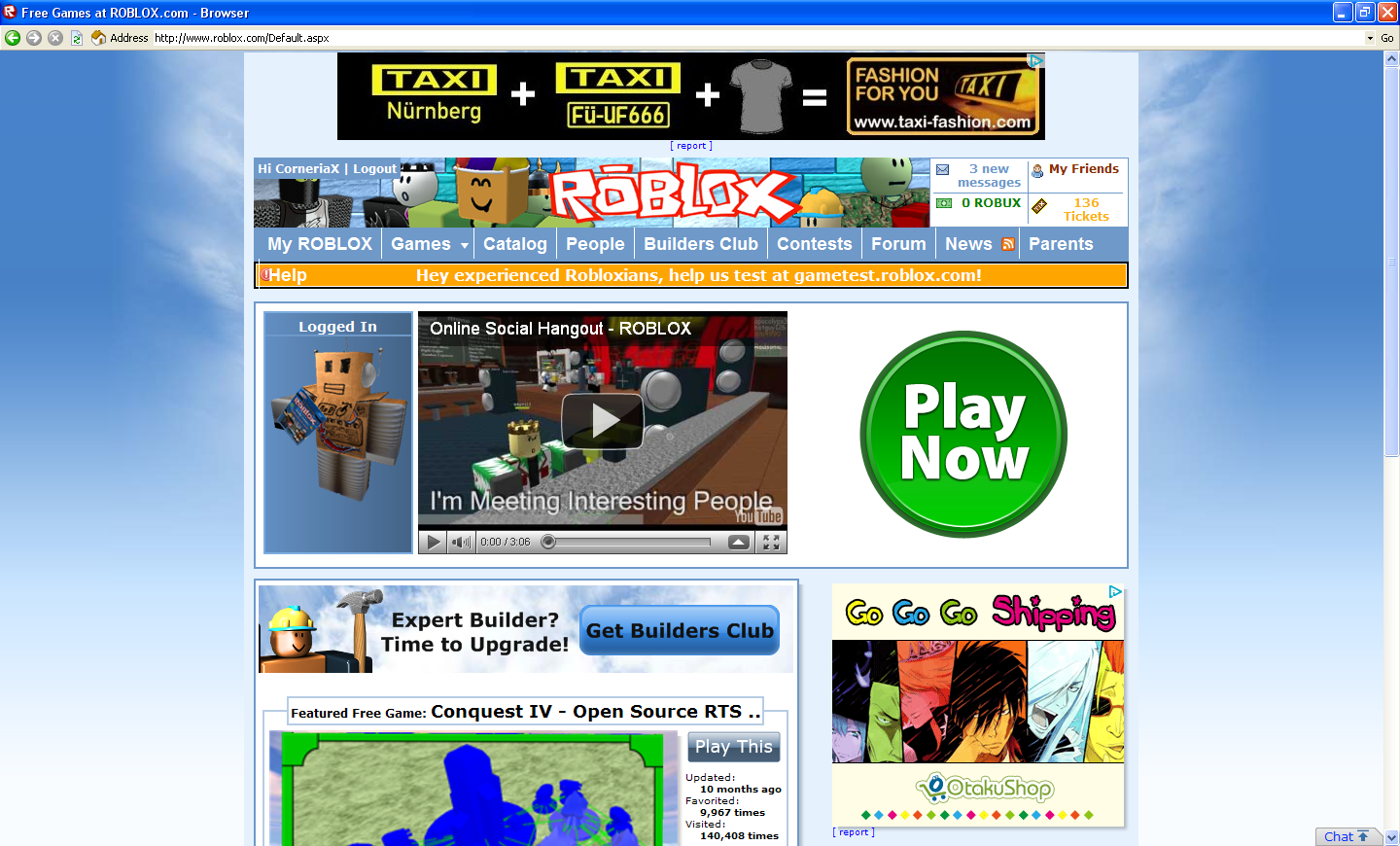 ROBLOX Browser | Roblox Wikia | FANDOM powered by Wikia