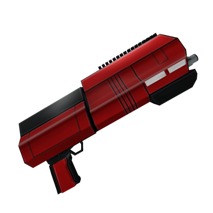 Redsteel Ranger Ray Gun A Gamestop Exclusive Roblox Wikia
