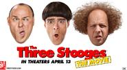The Three Stooges Movie Logo