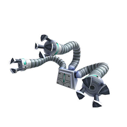 Aluminium Robot Tentacles | Roblox Wikia | FANDOM powered ...