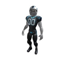 Carolina Panthers Uniform