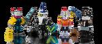 Robot Riot Toy Playset