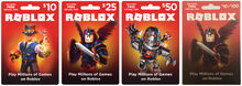 2019 Roblox Cards