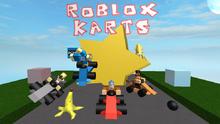 Roblox Karts!