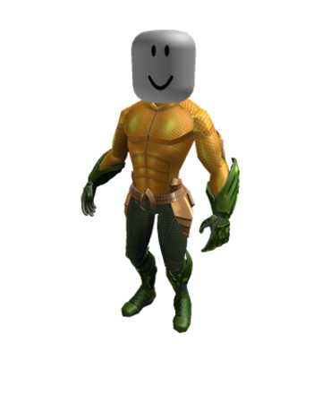 Aquaman S Hero Suit Roblox Wikia Fandom