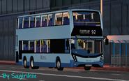 Hanwick City MTB VW4036 92
